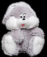 Мягкая игрушка зайчик сидячий 35-110см.
