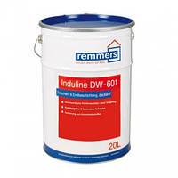 Водная полиуретановая краска лак для деревянных окон INDULINE DW-601