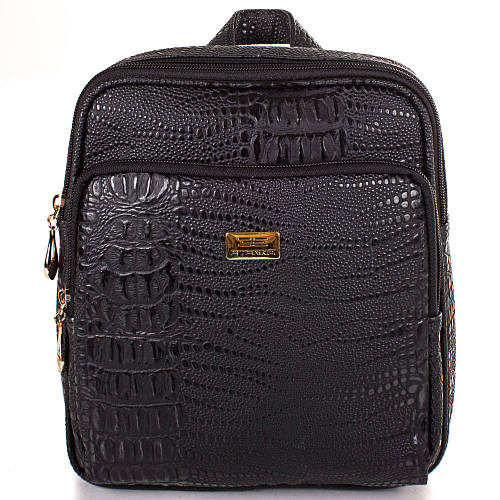 Универсальный женский рюкзак из искусственной кожи ETERNO ETMS35240-2 черный