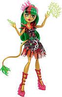 Кукла Монстер хай Джинафаер Фрик дю Чик  Click to open expanded view Monster High Freak du Chic Jinafire