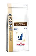 Лечебный корм для кошек  Royal Canin GASTRO INTESTINAL FELINE  2 кг