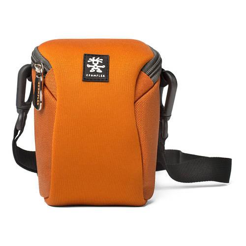Оригинальная сумка для фотоаппарата Crumpler Base Layer Camera Pouch S burned orange / anthracite, BLCP-S-003