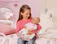 Одежда для беби борн Набор для Сна Куклы Baby Annabell Zapf Creation 792711