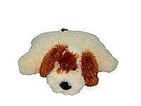 "Мягкая подушка-игрушка ""Собака"" 45-55см."