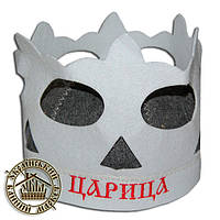 """Царица"", шапка для бани (эконом)"