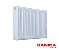 Стальной радиатор отопления Sanica 22 тип 500х1600 (3086 Вт)
