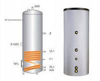 Бойлер косвенного нагрева воды Huch EBS-PU 150л