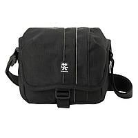 Компактная сумка для зеркального фотоаппарата Crumpler Jackpack 1500 (dull black/dk.mouse grey), JP1500-001