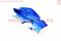 Пластик руля передний синий на мопед SPORT50 MX50V Suzuki ,Viper