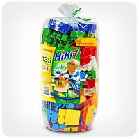 Конструктор детский «НИК-7» (в полиэтиленовой упаковке)