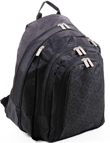 Рюкзак городской, раскладной, объем: 32 л. Bagland 14270-2 черный