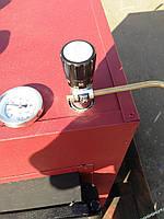 Котел твердотопливный, 20 кВт (обогрев 200 м.кв.)