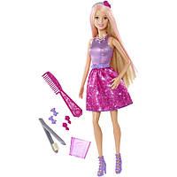 Кукла Barbie Цветные пряди Mattel N471