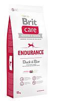 Корм для собак Brit Care Endurance 12 кг, брит для активных собак всех пород