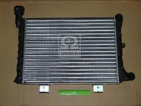 Радиатор охлаждения на ВАЗ 2107 (инжектор) (пр-во ДААЗ)