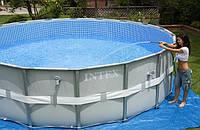 Каркасный бассейн Интекс (Intex) Ultra Frame Pool   488х122 см.