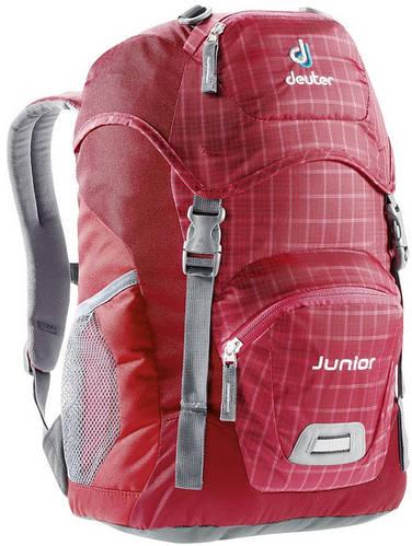 Превосходный детские рюкзак на 18 л. Deuter Junior 36029 5003 красный