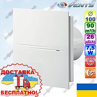 Бесшумный вентилятор ВЕНТС 100 Квайт Стайл (VENTS 100 Quiet Style)