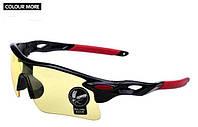 Очки для водителей антифары. Антибликовые очки. Очки отлично гнутся. Противоударные очки. Код: КЕ429