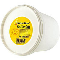 Смазка для цепи Hanseline Kettenfett, 250мл (консистентная)