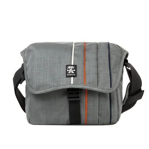 Оригинальная сумка для зеркального фотоаппарата Crumpler Jackpack 3000 (dk.mouse grey/off white), JP3000-004