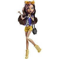 Кукла Monster High Клодин Вульф (Clawdeen Wolf) серия Монстротуристы Буу Йорк, CHW57