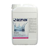Препарат для консервации бассейна на зиму Delphin Winterfit 3л.