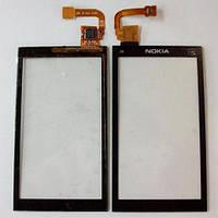 Nokia x6 тачскрин, сенсорная панель, cенсорное стекло