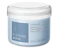 Укрепляющая маска против выпадения волос Lakme K.therapy active интернет магазин