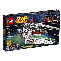 LEGO Star Wars ДЖЕДАЙ РАЗВЕДЧИК ИСТРЕБИТЕЛЬ