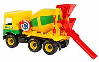 Игрушечная машинка Тигрес Бетономешалка Middle Truck (39223)