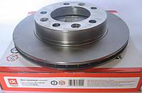 Диск тормозной передний ГАЗ 2217 <ДК>