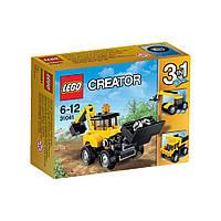 Конструкторы LEGOCreator Строительная техника 31041