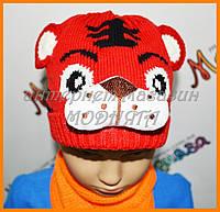 Детские шапки ассортимент | Вязаные Шапки для детей недорого