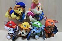 Игрушка Щенячий патруль, мягкая игрушка на присоске для детей