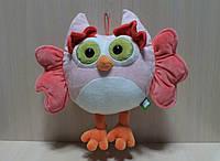 Мягкая игрушка Сова тм Левеня для детей и взрослых