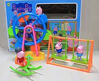 Карусели для Свинки Пеппа, игровой набор для детей