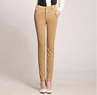 Стильные прямые женские брюки