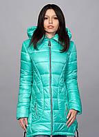Женские зимние куртки на синтепоне, разные цвета