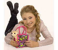 Собачка Чи Чи Лав с сумочкой для раскрашивания и 3-мя фломастерами