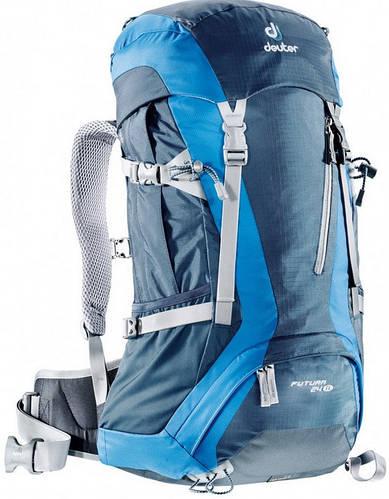 Женский превосходный походной рюкзак Deuter Futura 24 SL, 34221 3980 синий
