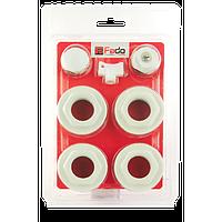 Комплект для подключения радиаторов алюминиевых радиаторов Fado UK01 1/2