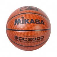 Баскетбольный мяч Mikasa BDС2000