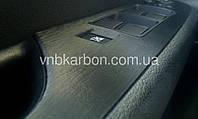 Пленка матовая шлифованный алюминий черный