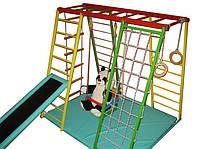 Детский спортивный комплекс (спортивный уголок) Непоседа-чемпион для дома