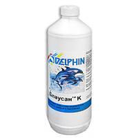 Блаусан К - альгицид против водорослей, бактерий и грибков в бассейне 1л.