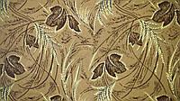 Мебельная ткань Шпигель лист корич.