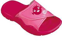 Детские тапочки BECO розовый 90022 4