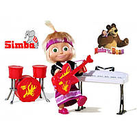 Кукла Маша с музыкальными инструментами Simba 9301682