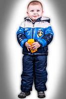 Костюм демисезонный на мальчика (куртка+штаны) Микс1